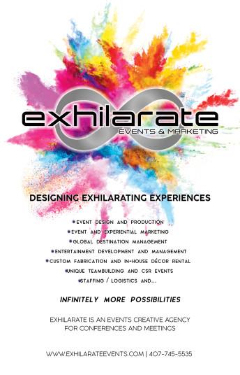 Exhilarate Postcard