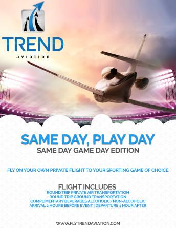 Trend Flyer Mockup